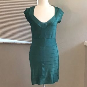 French connection green dress new without tags 8